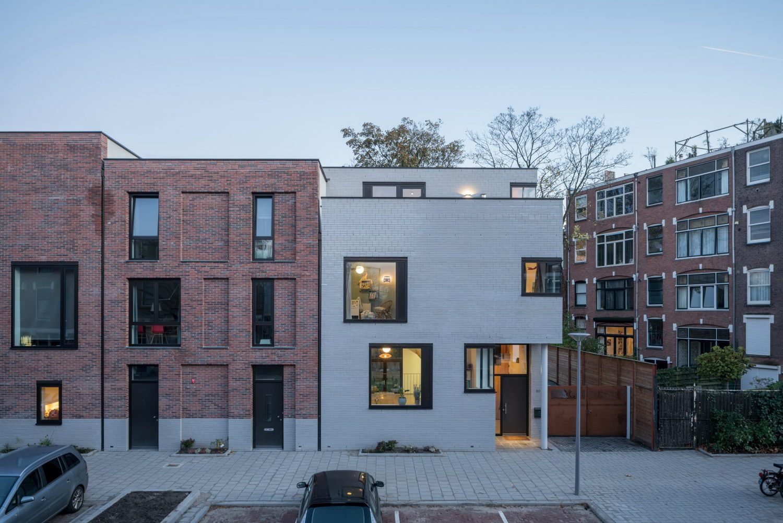 Cool Cube in Rotterdam by jvantspijker