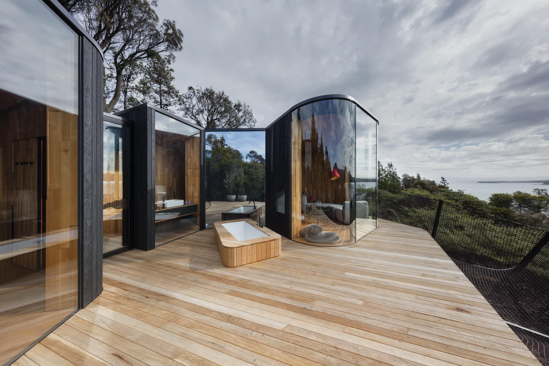 Freycinet Lodge Coastal Pavilions by Liminal Studio