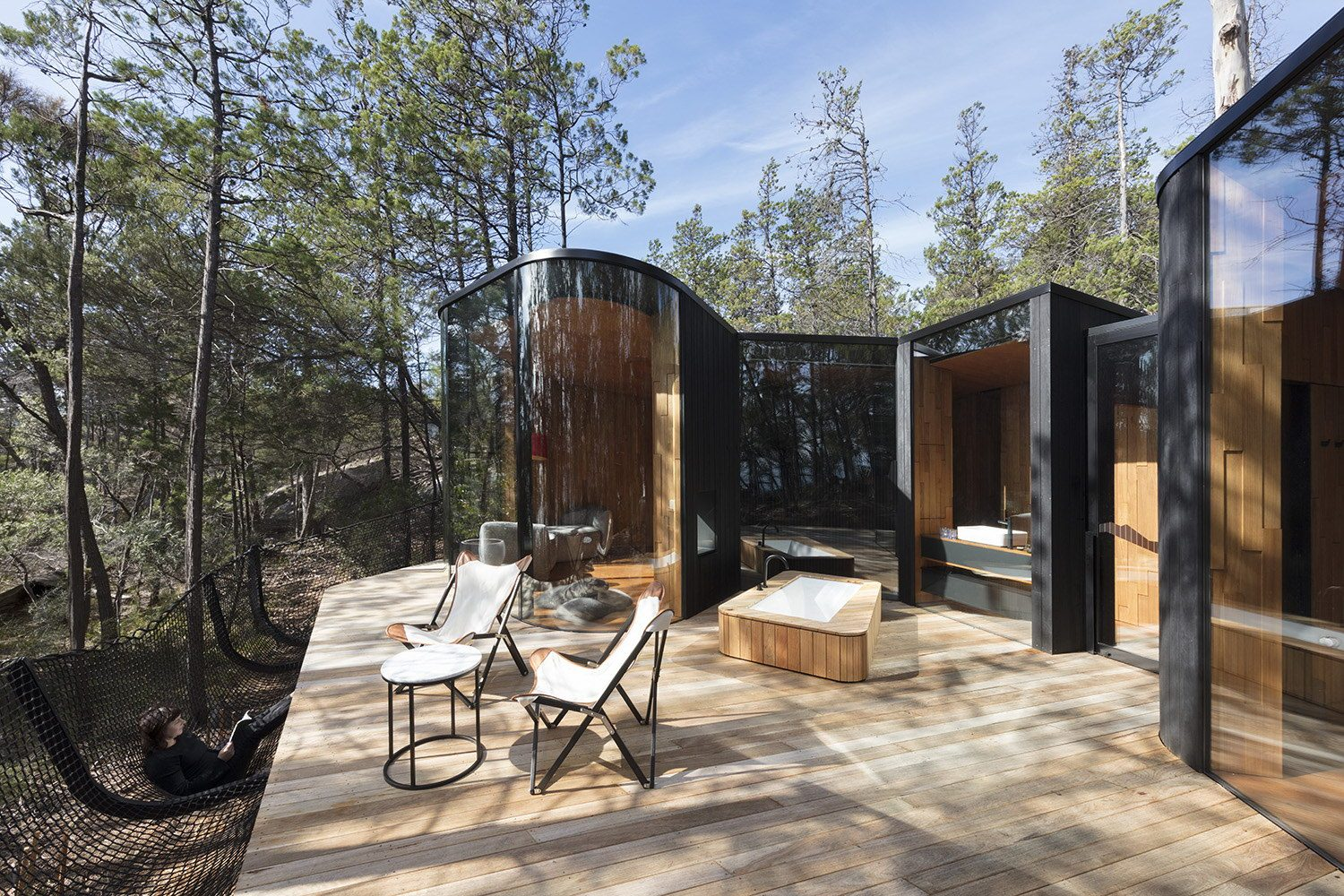 Freycinet Lodge Coastal Pavilions by Liminal Studio