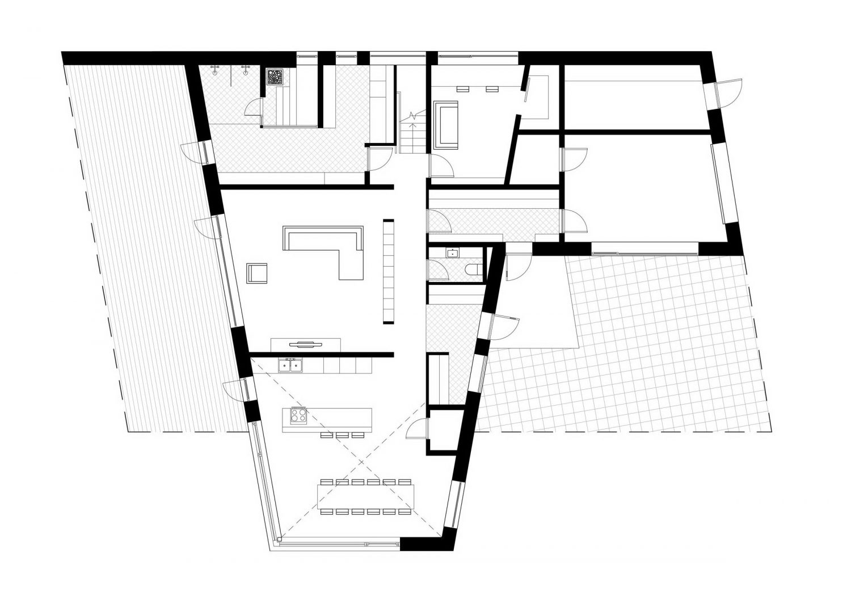 House in Pirita by Kadarik Tüür Arhitektid