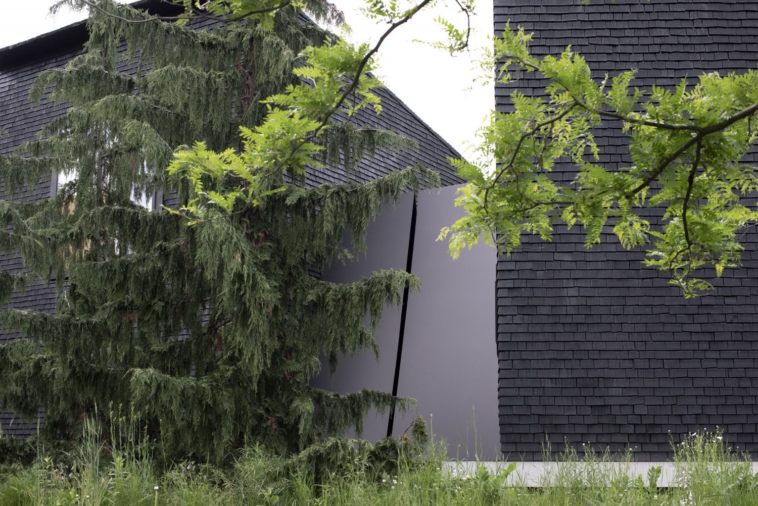 Hudson Valley House II | Ttriangular Cabin by Thomas Phifer and Partners