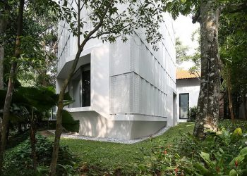 Hut House   Home Addition by Pencil Office