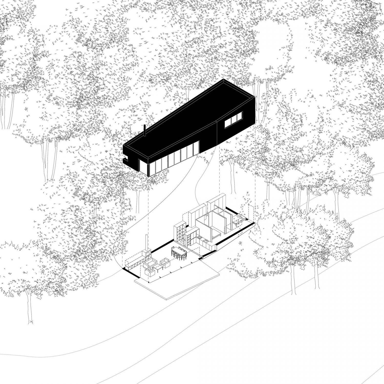 Maison JJ&S.M by Atelier Mima