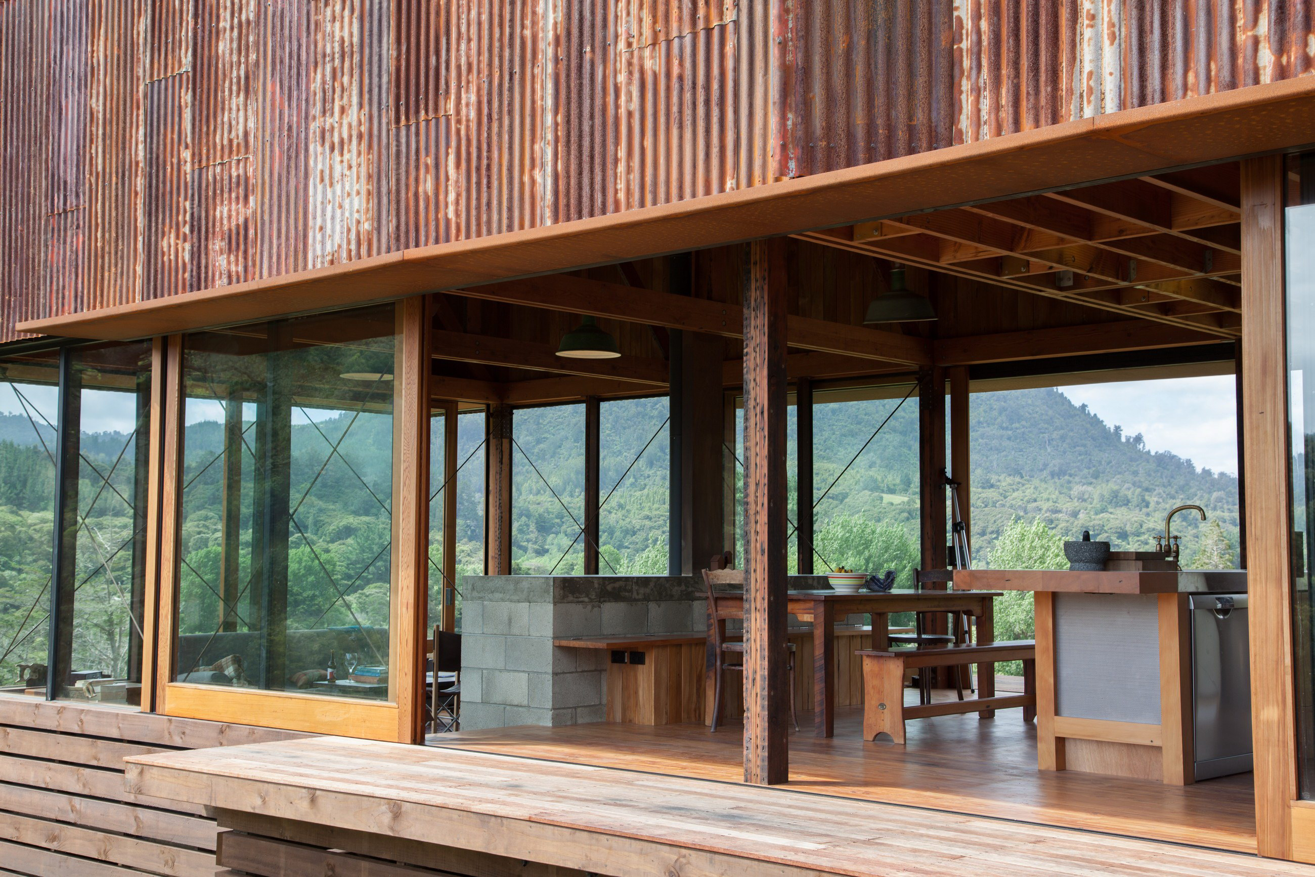 K Valley House by Herbst Architects