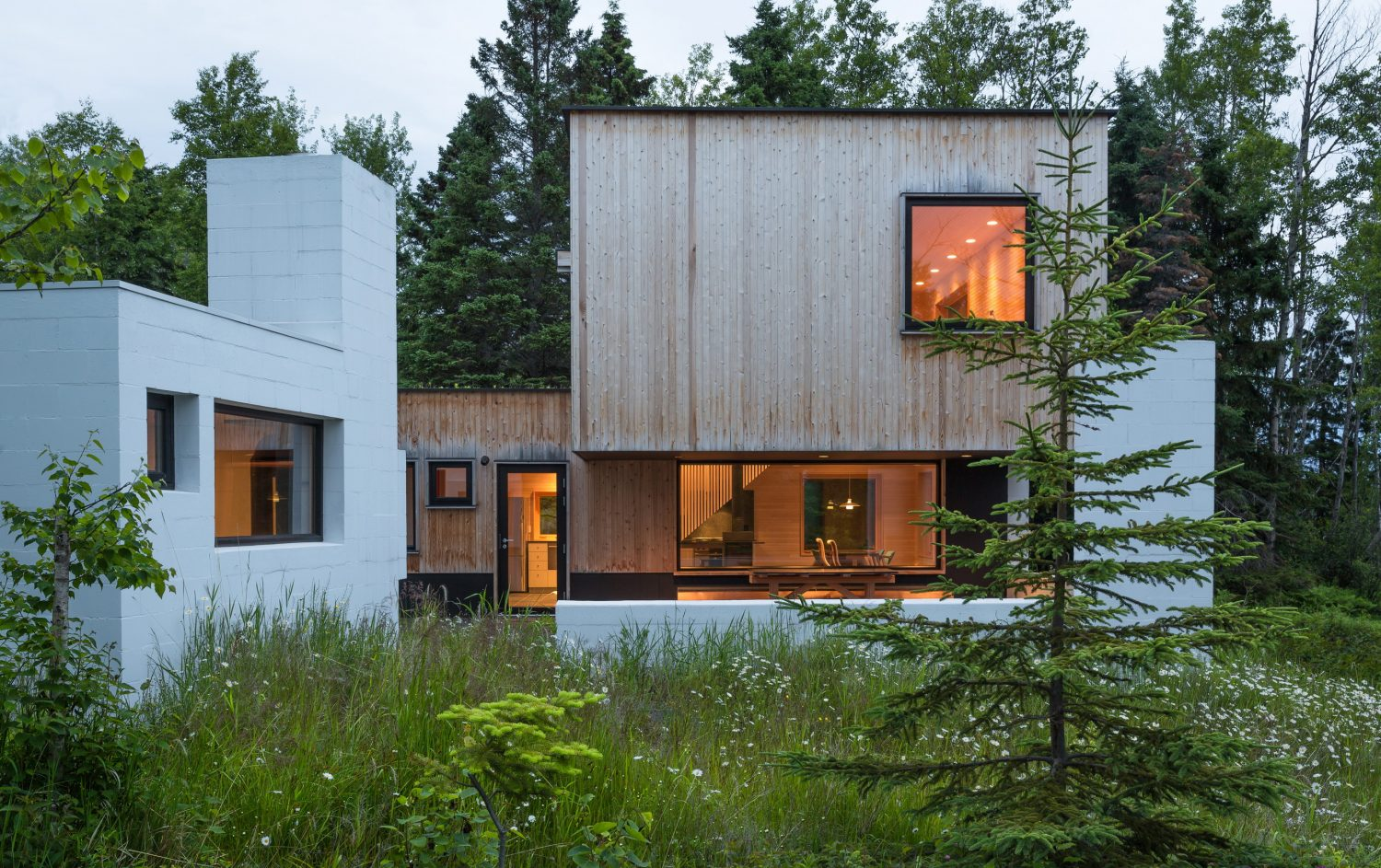 Larson Bergquist by Salmela Architect
