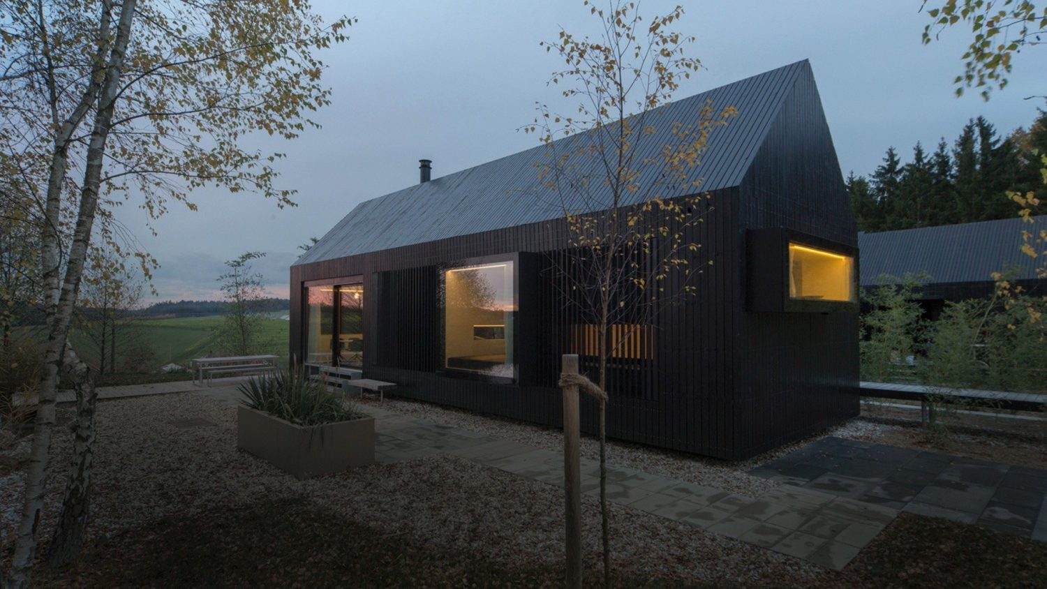 Longhouses | Holiday Cottages by Format Elf Architekten