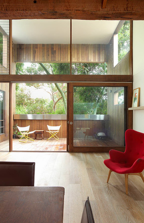 Orange Grove House by FRED Architecture