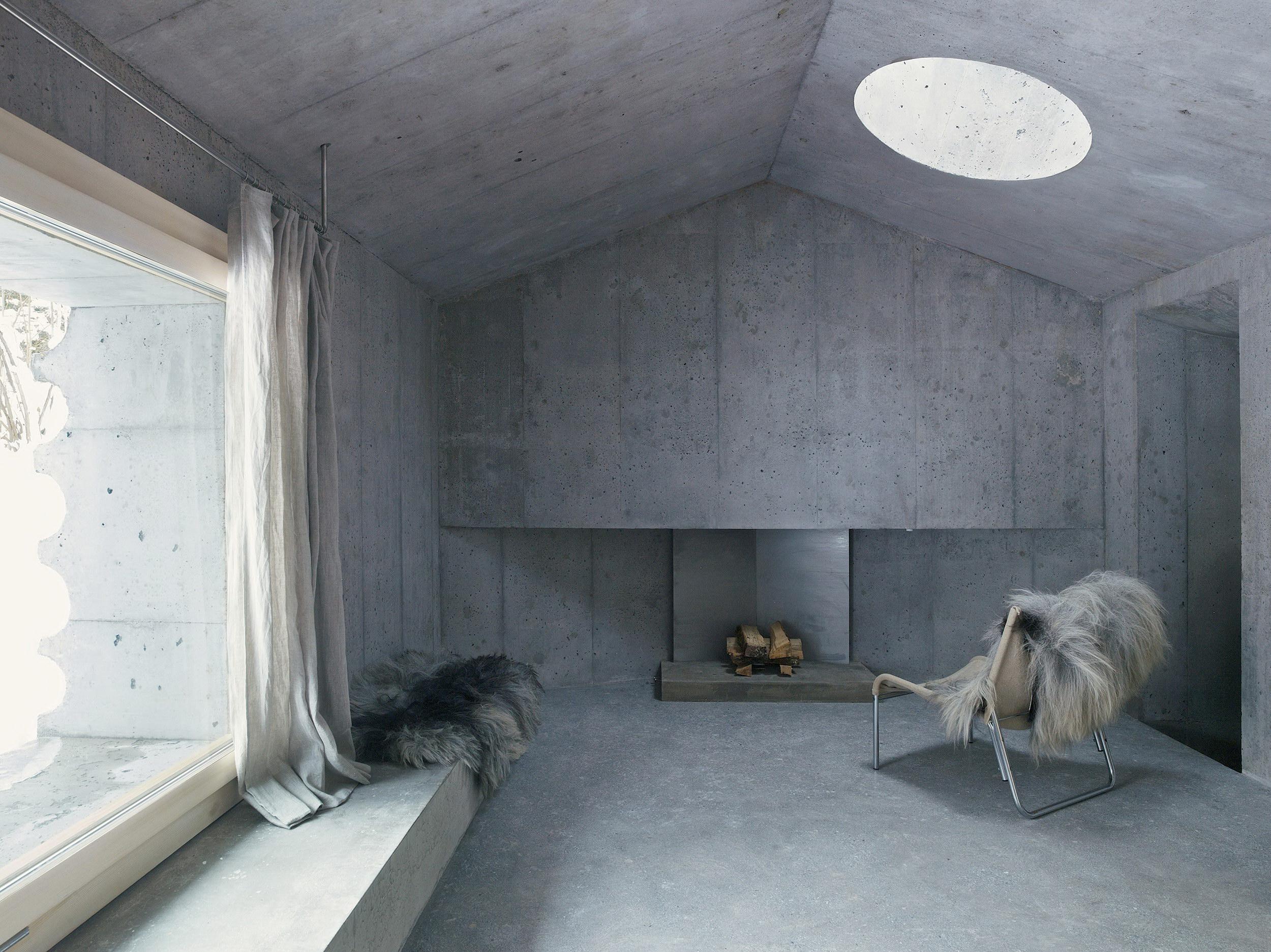 Refugi Lieptgas by Georg Nickisch and Selina Walder