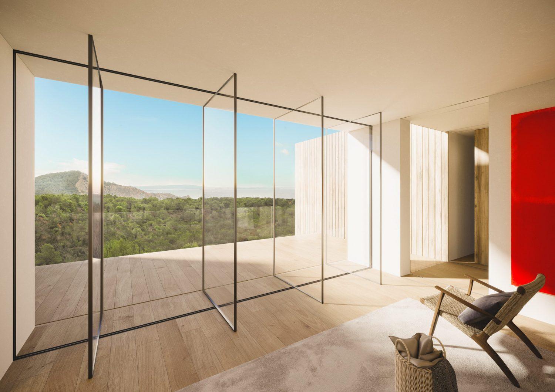 Residential Villa in Ibiza by Render Art
