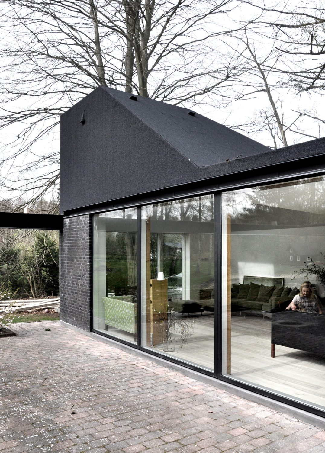 Roof House by LETH & GORI