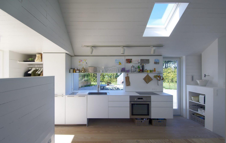 Summerhouse in Denmark by JVA