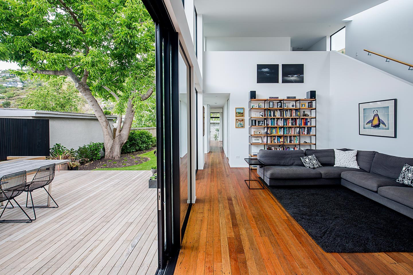 Sumner House by AW Architects