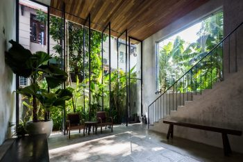 Thong House by Nishizawa Architects