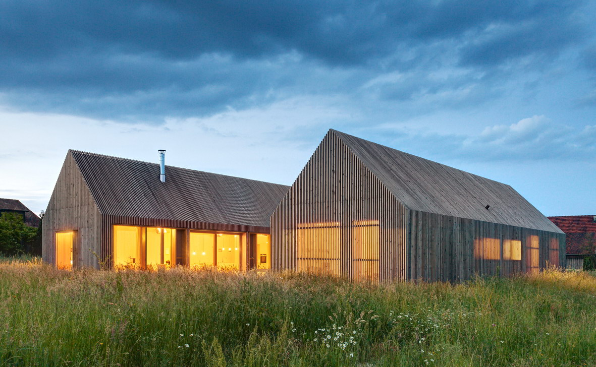 Timber House by KÜHNLEIN Architektur