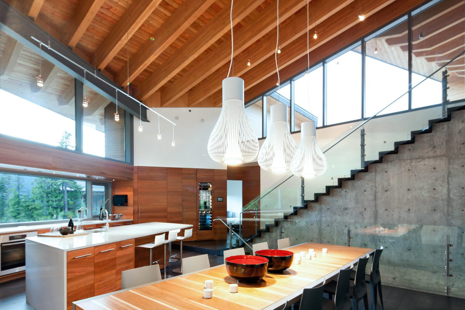 Whistler Residence by BattersbyHowat Architects