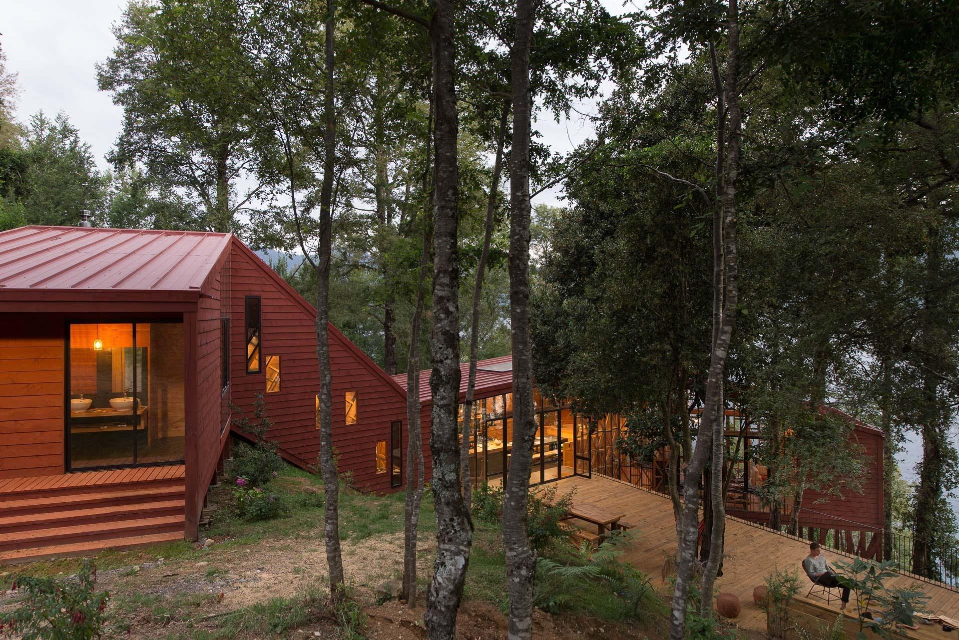 2Y House by Sebastián Irarrázaval