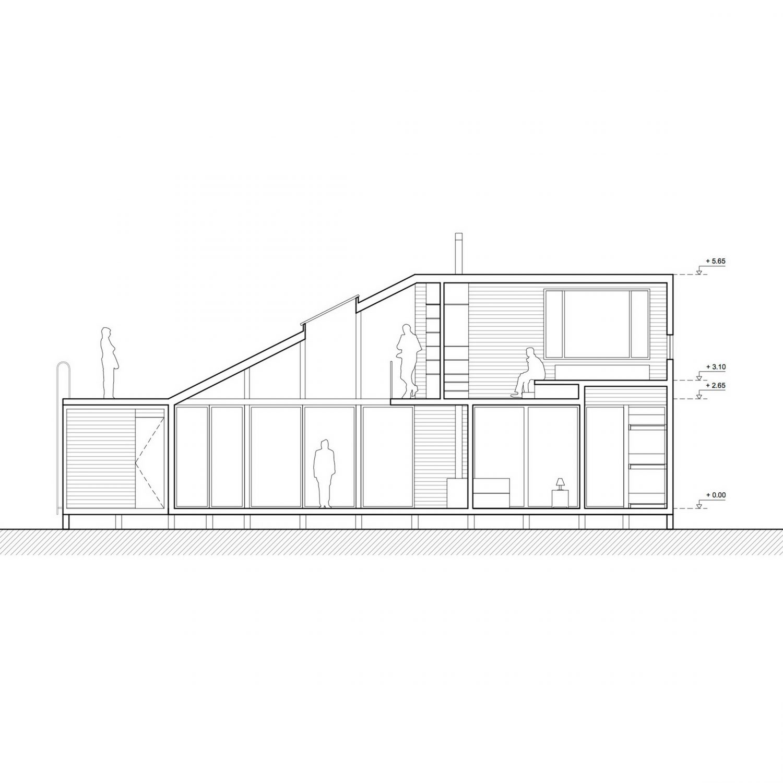 BL I House by UMWELT
