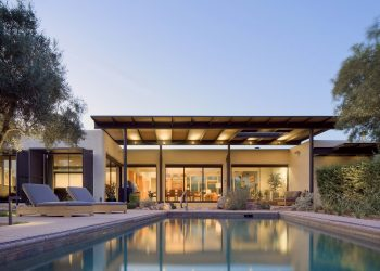 Canopy House by Rob Paulus Architects