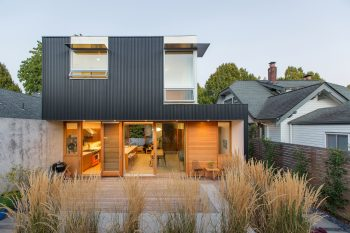 Capitol Hill House by SHED Architecture & Design