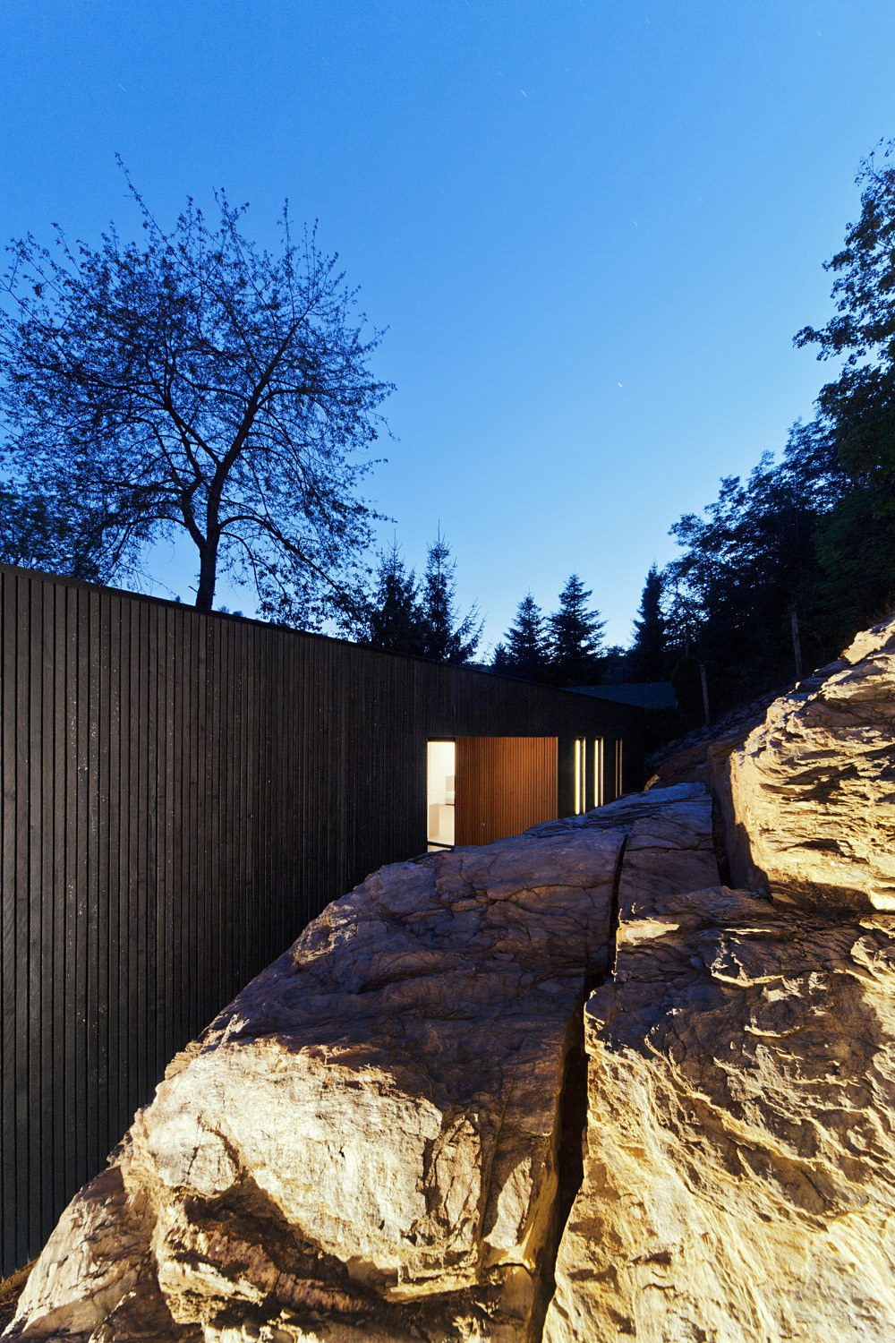 Hideg House by Béres Architects