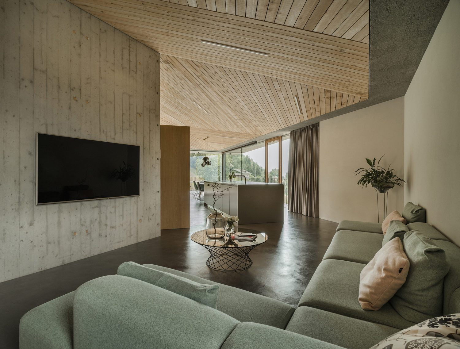 House on the Hill by MoDus Architects