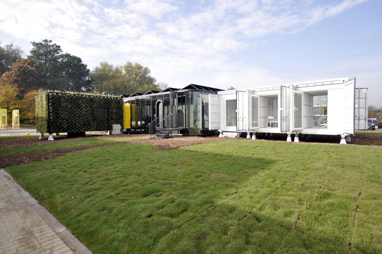 HUB 01 - Student Housing of the Future