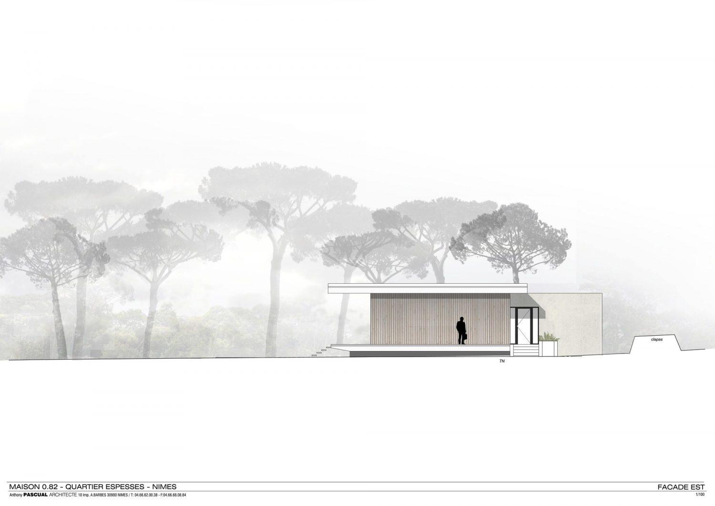 Maison 0.82 by PASCUAL Architecte