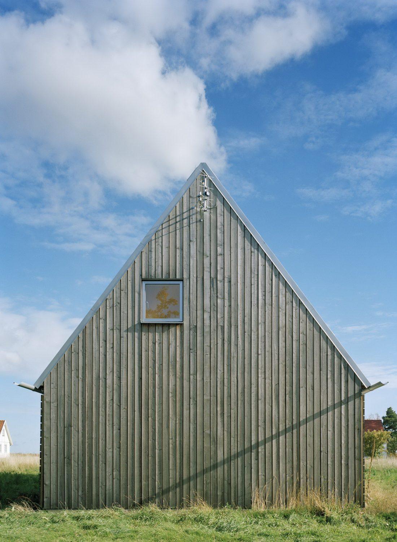 Sommarhus at Stora Gasmora by LLP Arkitektkontor