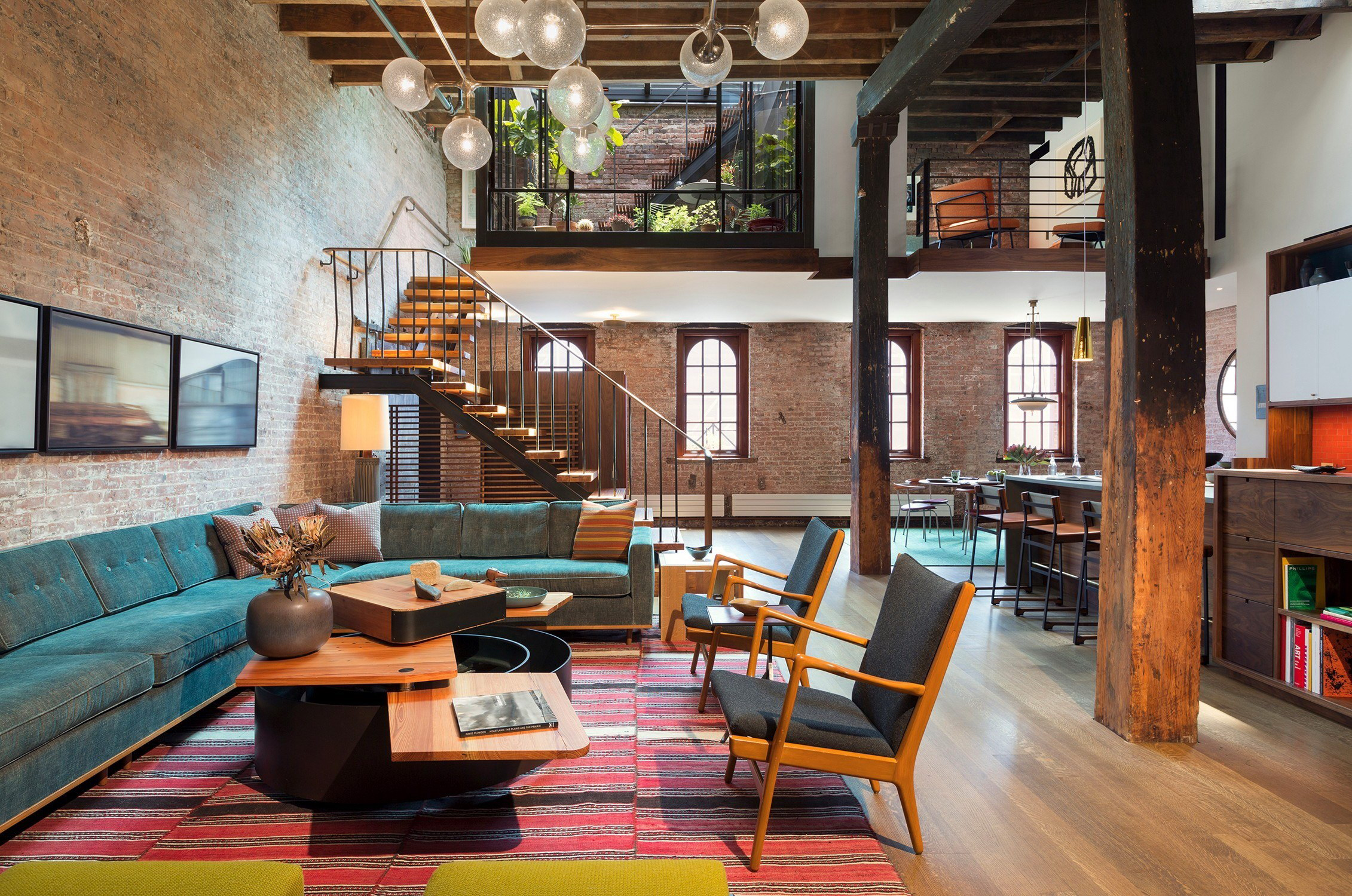 Tribeca Loft by Andrew Franz Architect