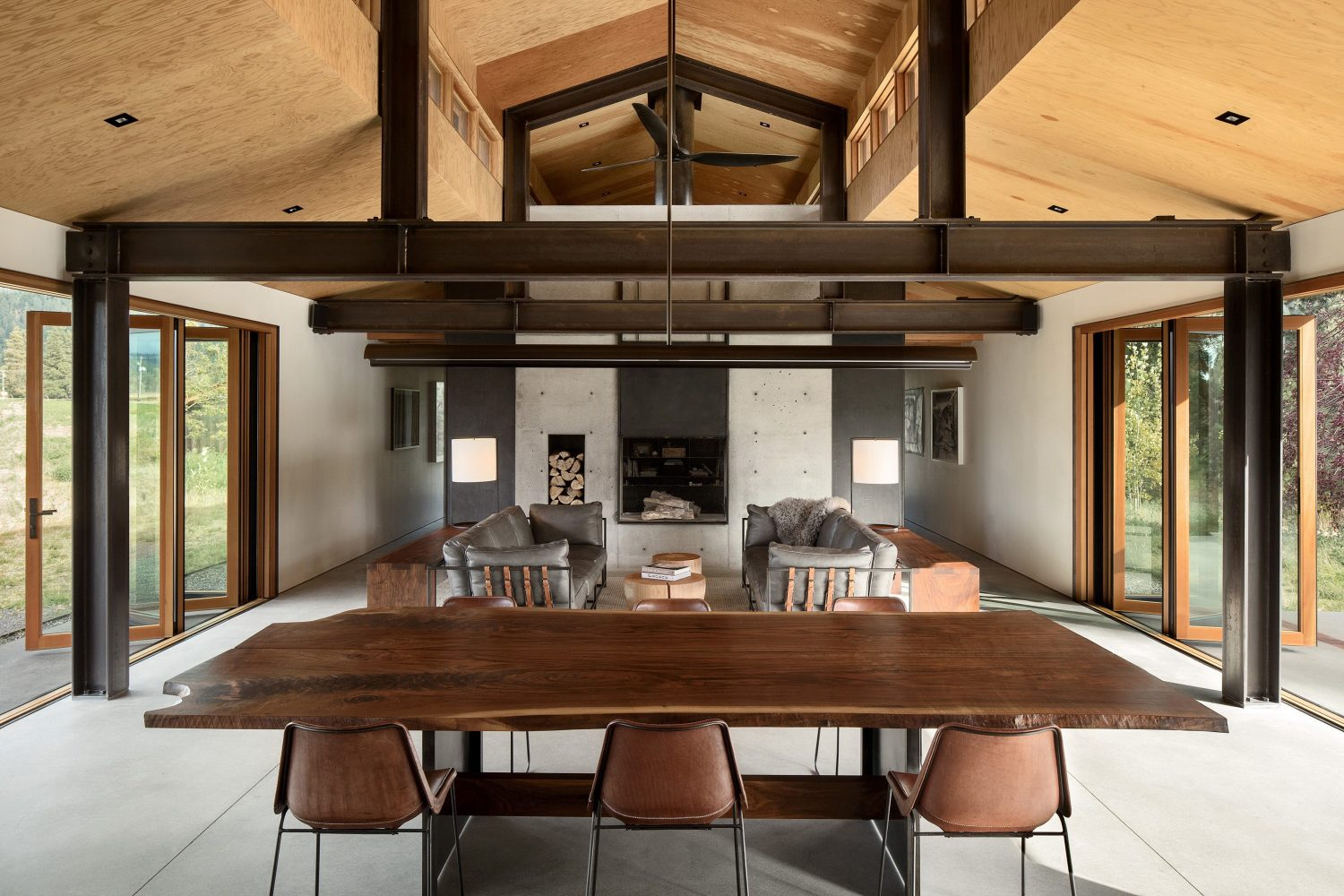 Trout Lake House by Olson Kundig