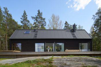 Villa Wallin by Erik Andersson Architects