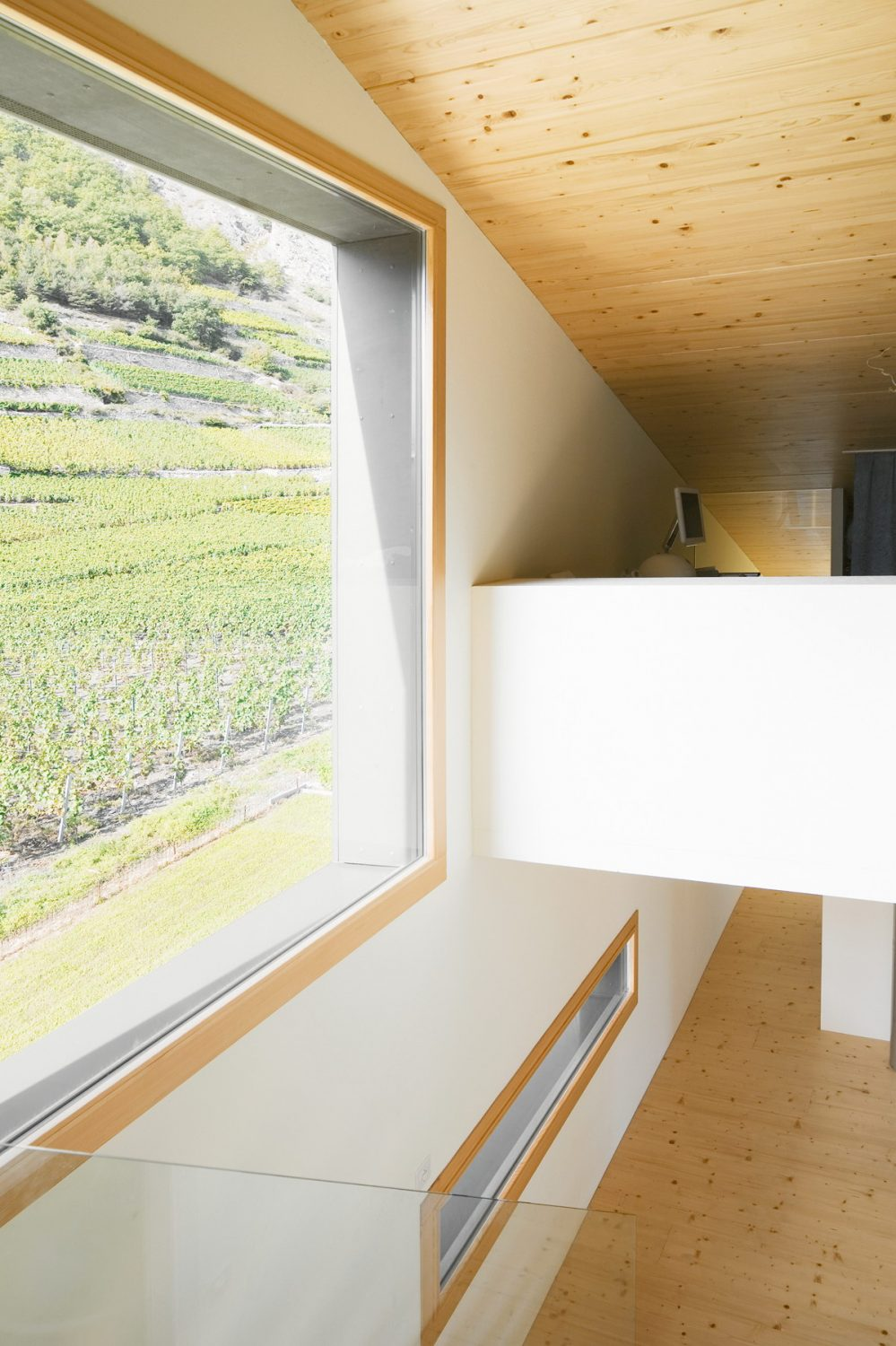 Zufferey House by Nunatak Sàrl Architectes
