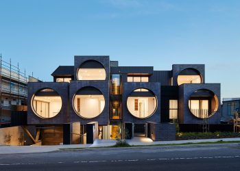 Cirqua Apartments by BKK Architects