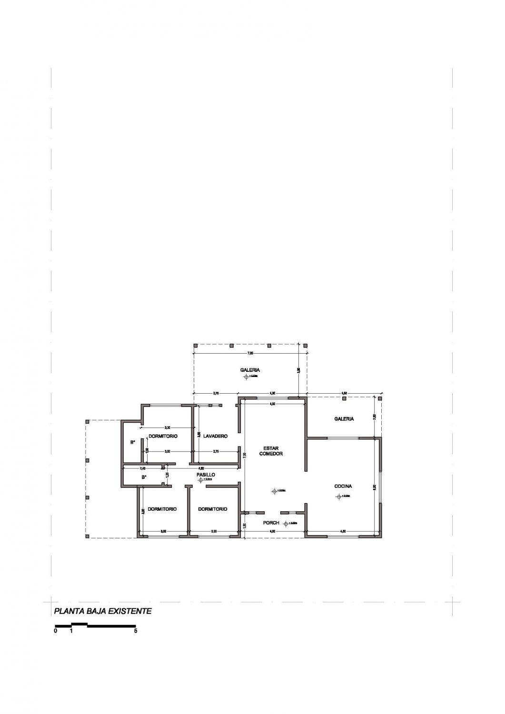De La Huella House by NBBO Arquitectos