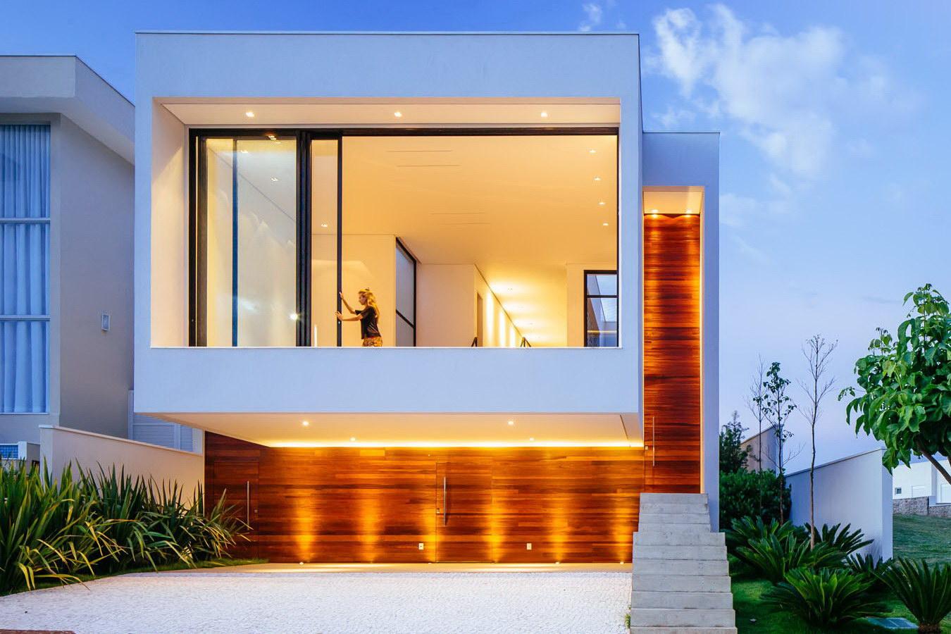 Guaiume House by 24 7 Arquitetura