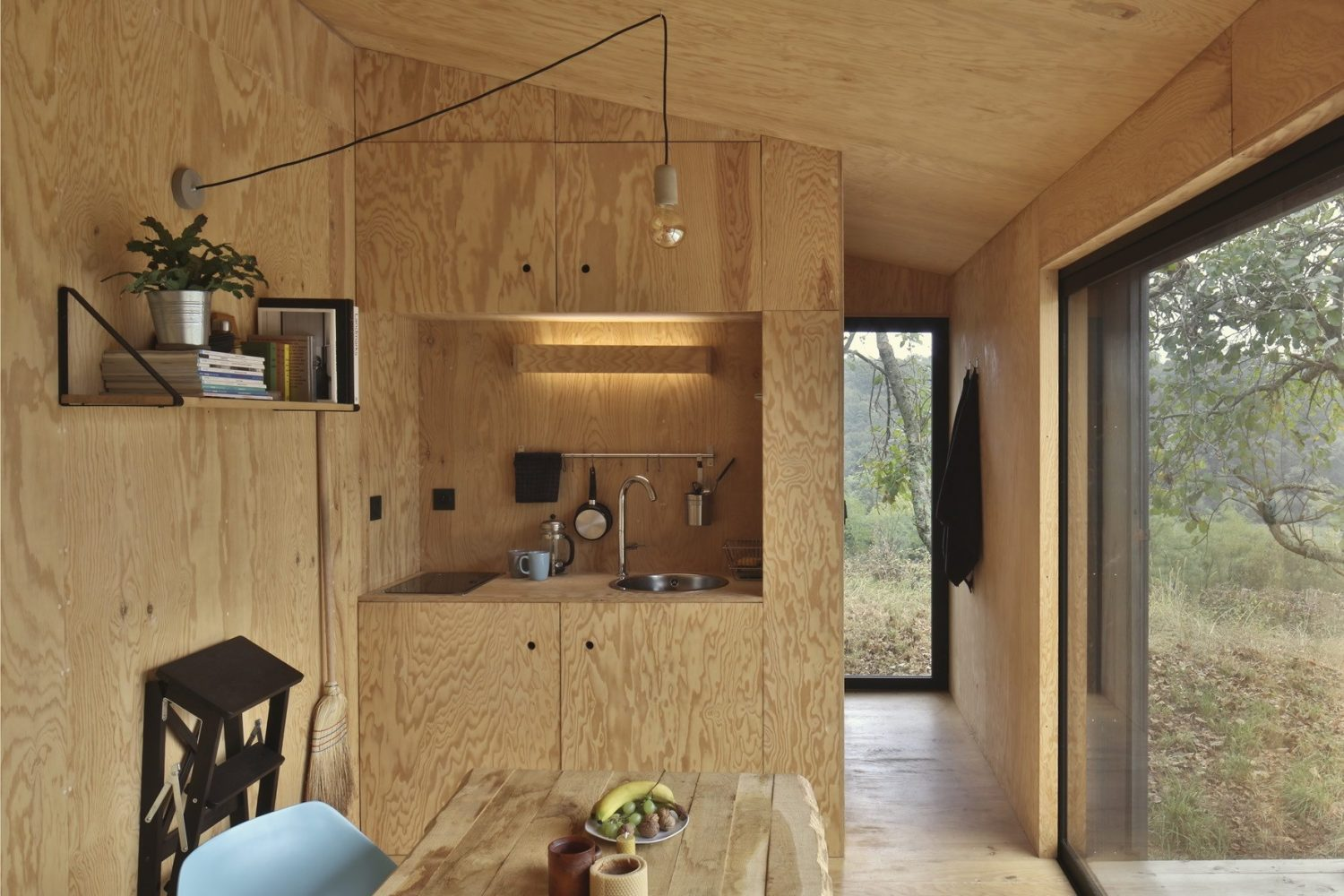 H-Eva Cabin | Tiny Cabin by A6A