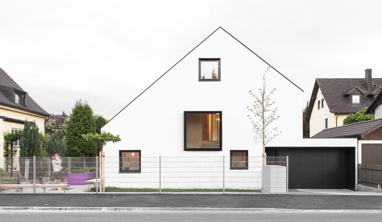 House B by Format Elf Architekten