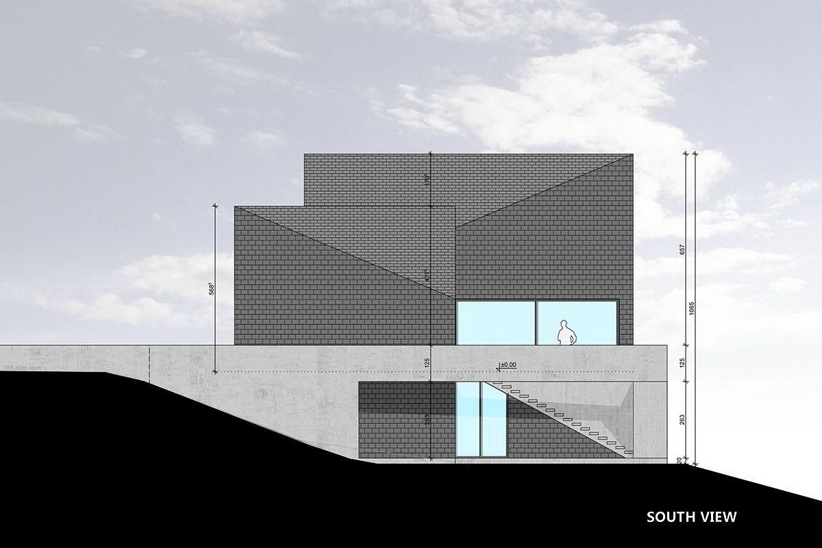House in Krostoszowice by RS + Robert Skitek