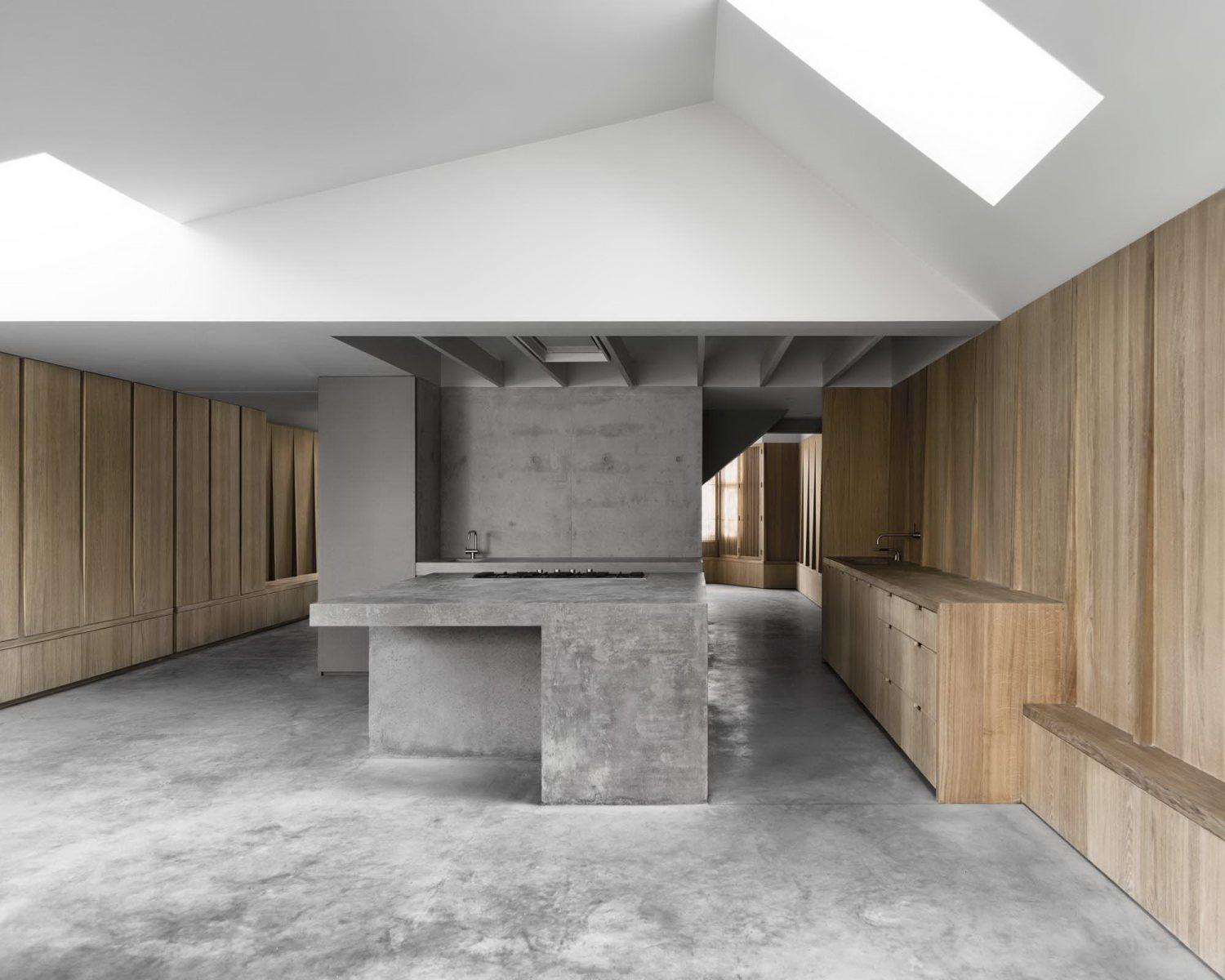 Kew House by McLaren.Excell