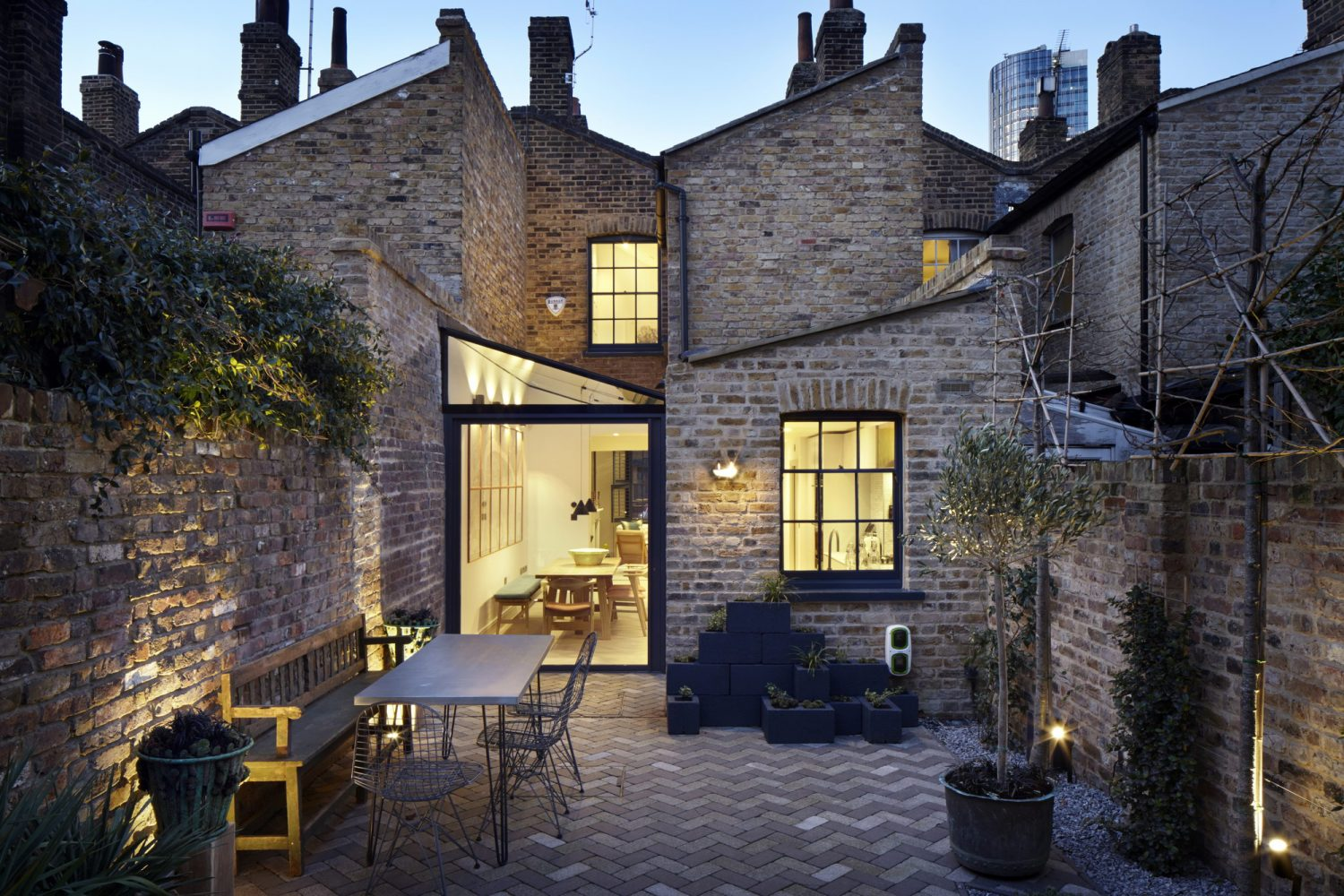 Lambeth Marsh House by Fraher Architects