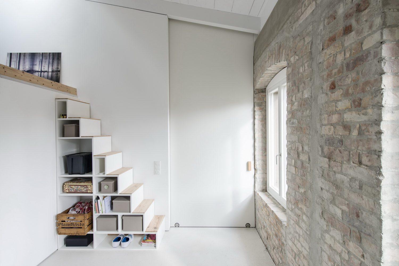 MMB – Mullerhaus Metzerstrasse Berlin by Asdfg Architekten