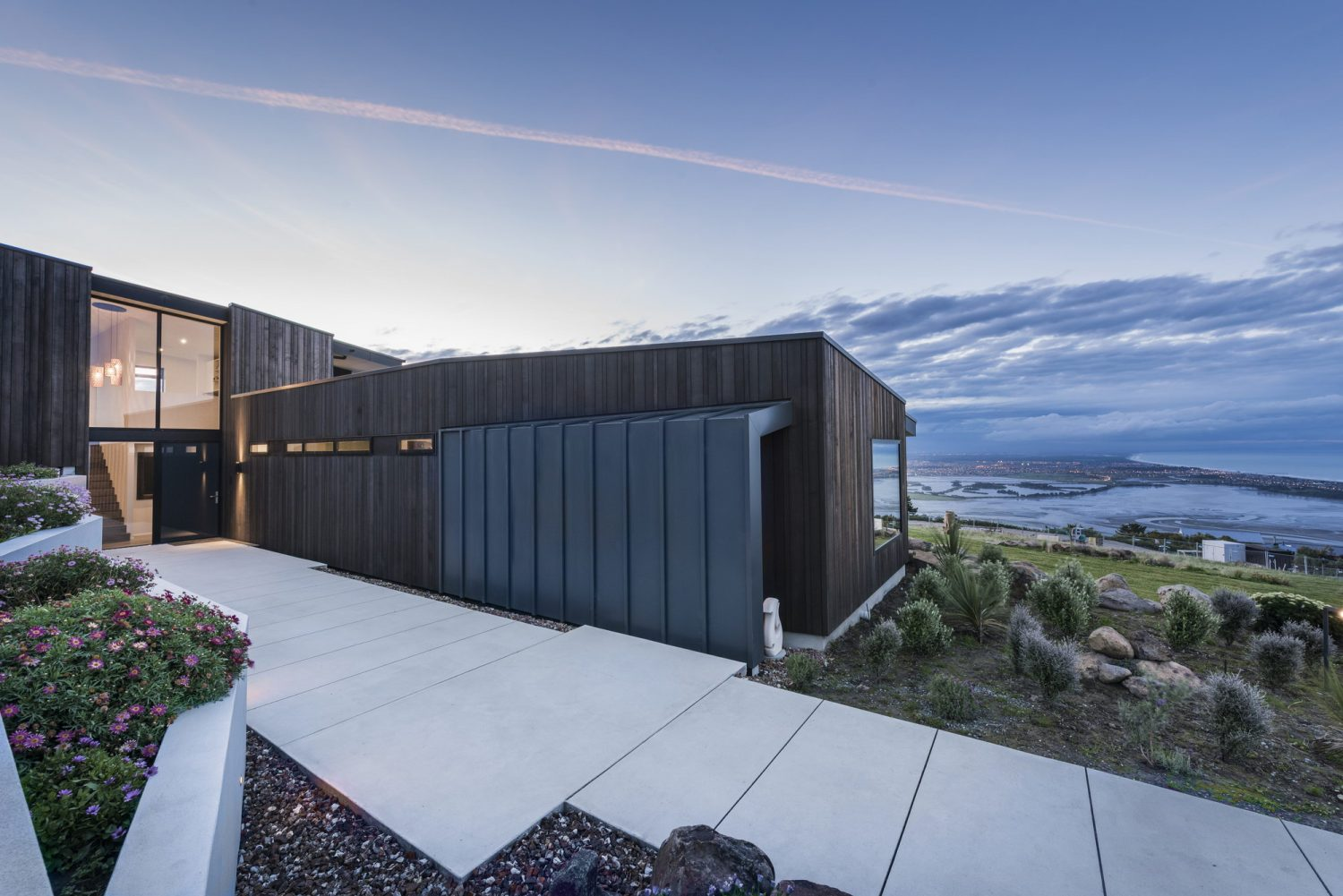 Mt Pleasant Home by Allfrey + South Architects