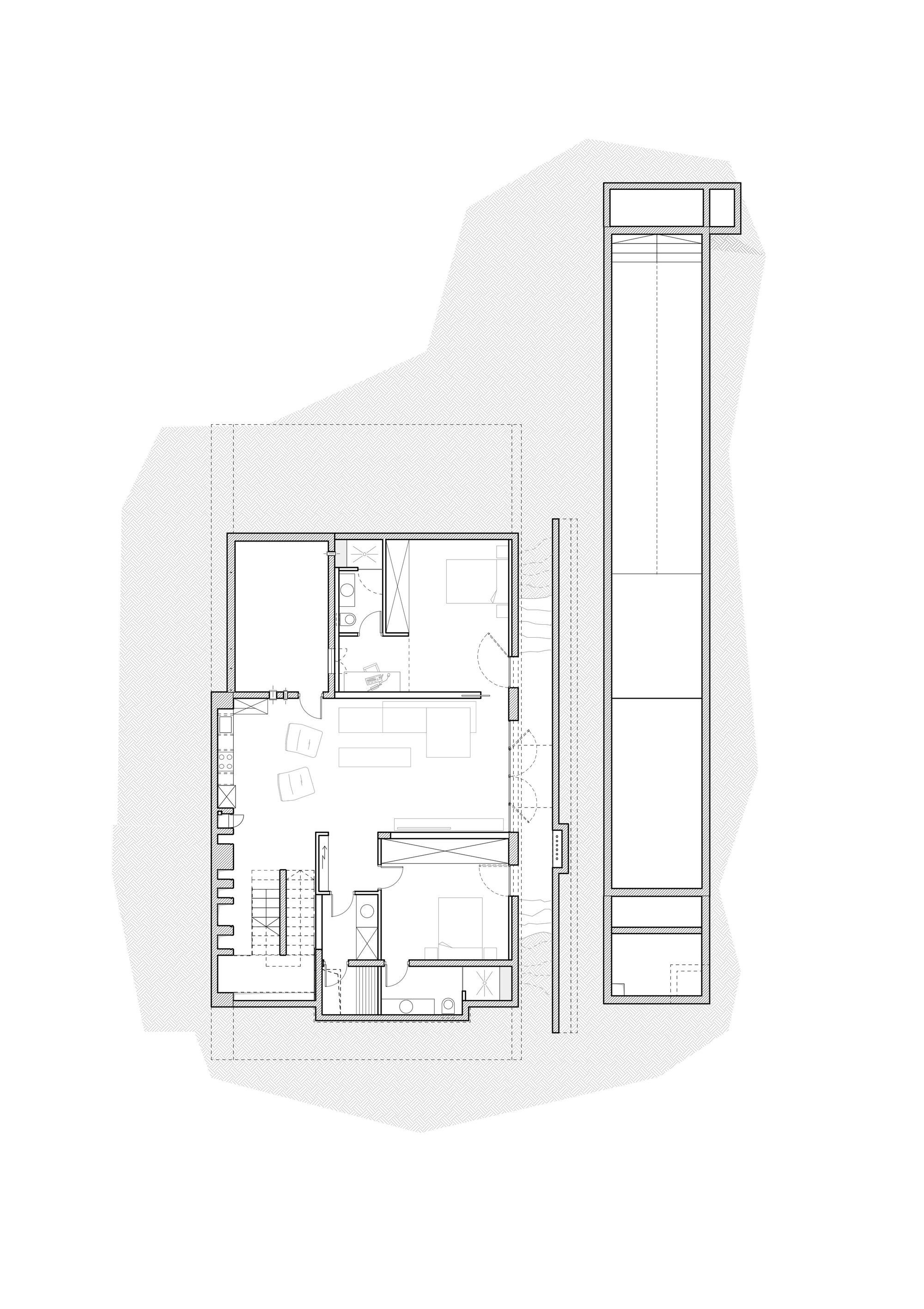 Muse(um) House by Anderman Architects