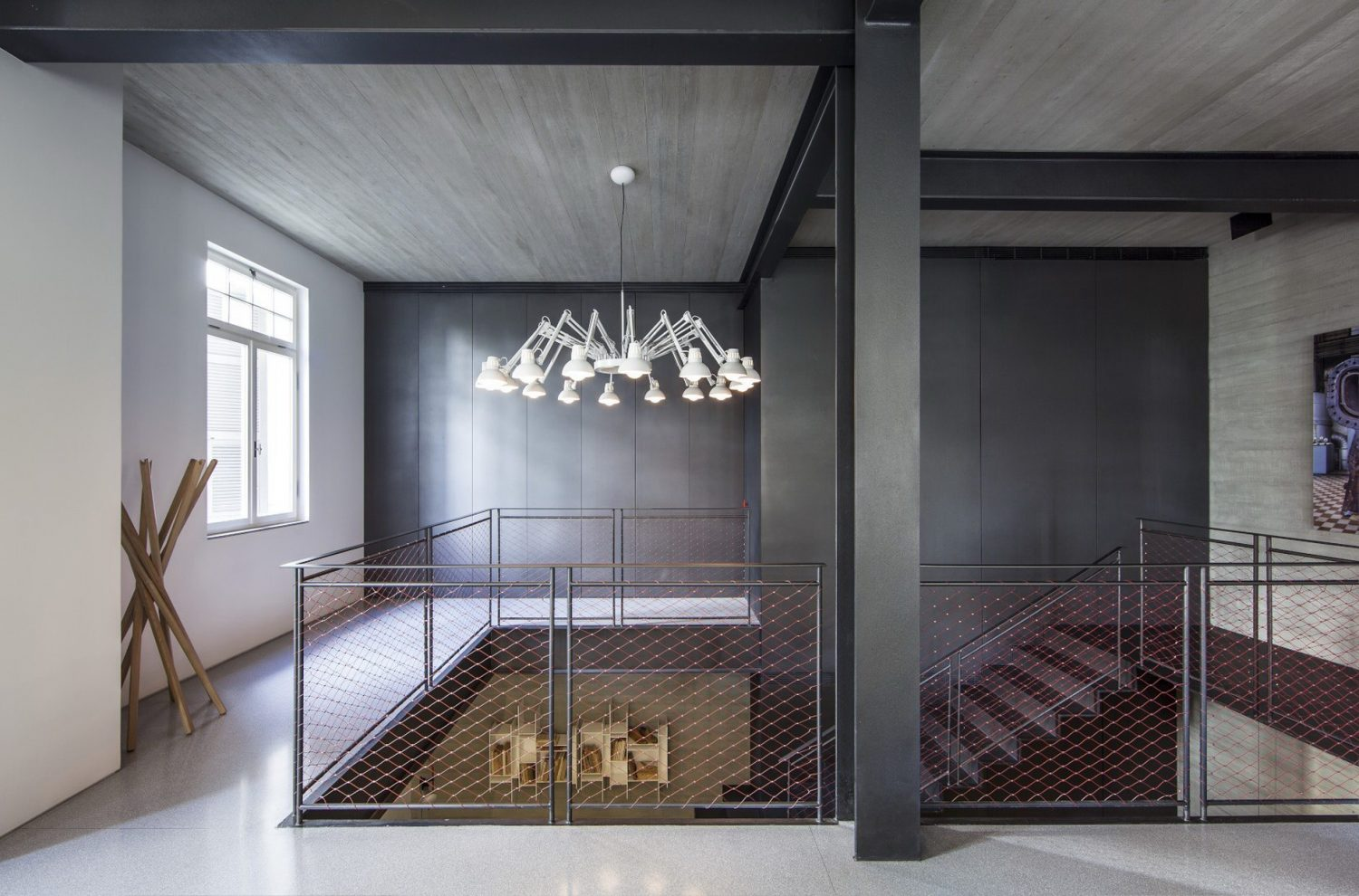 Past Turned Into Space by Pitsou Kedem Architects