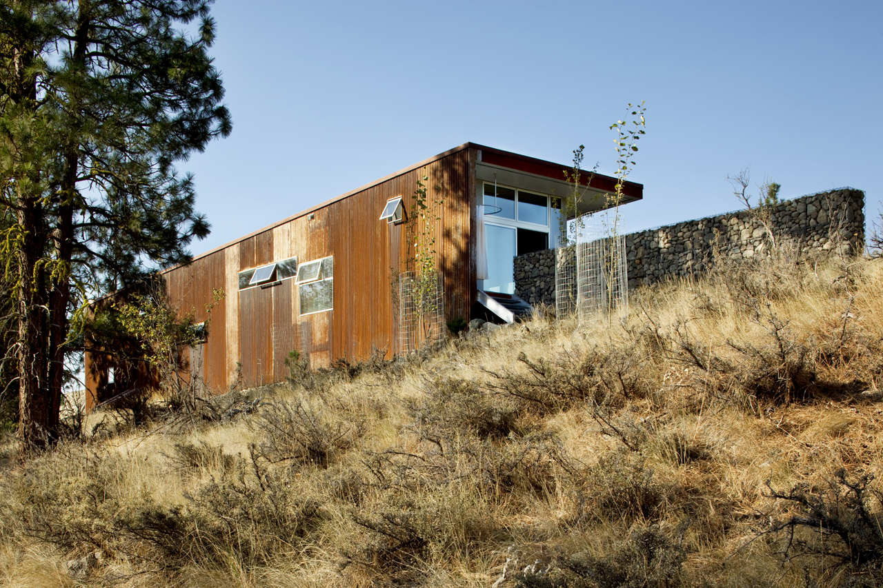 The Hill House by David Coleman