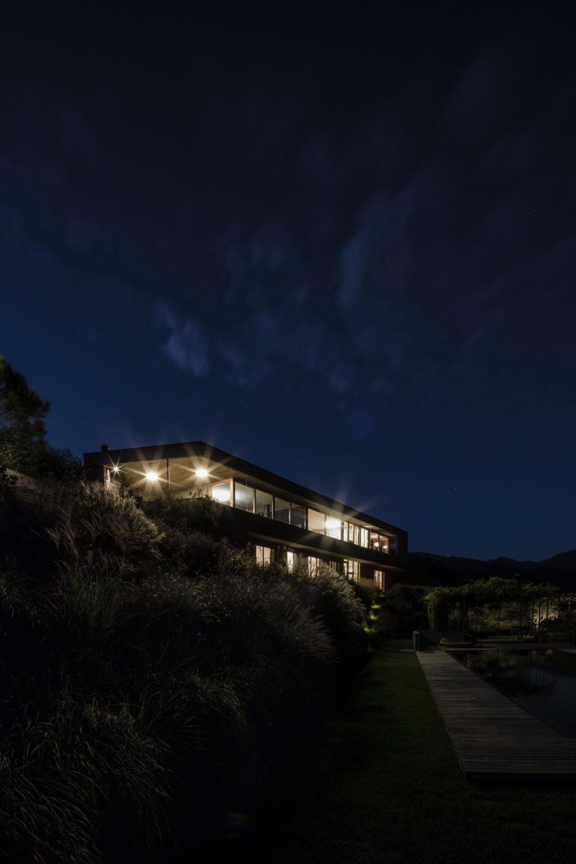 Villa Comano by Attilio Panzeri & Partners