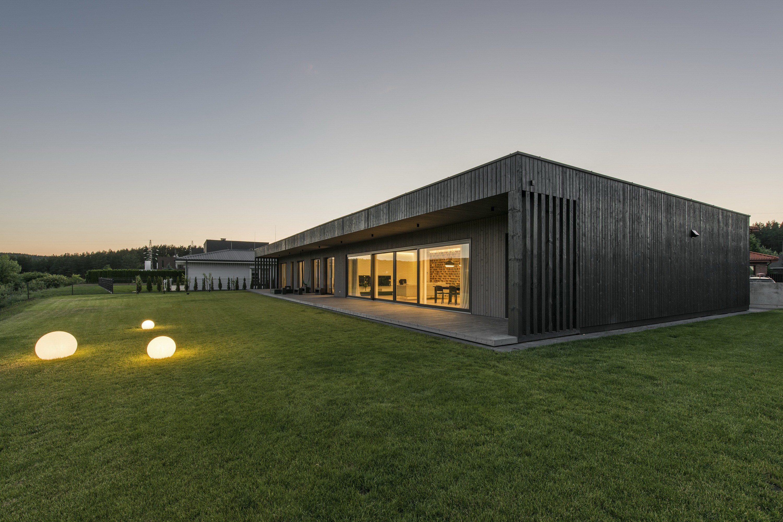 Black Box House by PAO Architects