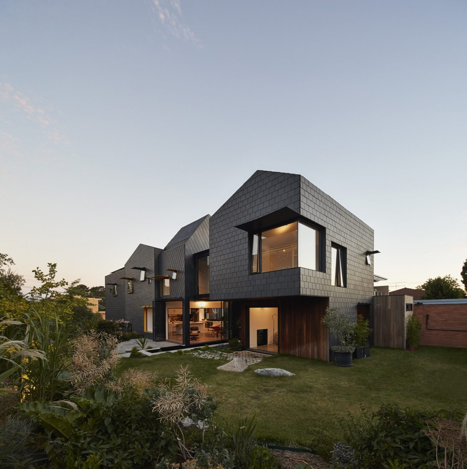 Charles House by Austin Maynard Architects