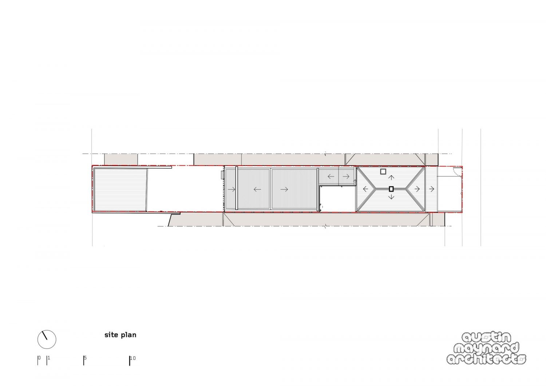 Mills House by Austin Maynard Architects