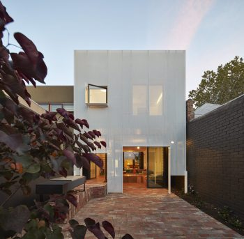 Mills House by Austin Maynard Architects